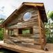 Не сте виждали такава стилна дървена барака за живеене