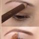 Как да попълните твърде тънките веждите? (Видео)