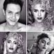 Невероятна трансформация: Момче само с грим успя да се превърне в различни холивудски актриси (Снимки)
