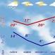 Прогноза за времето другата седмица 18-23 10  Предимно слънчево с дъждове от ...