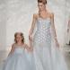 Снимка: Булченска рокля, вдъхновена от Frozen на Disney