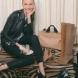 Сезонна колекция модни чанти и обувки на Камерън Диас (Снимки)