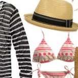 Плажна визия за лято 2012