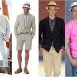 Какъв е мъжът според цвета на  дрехите, които носи