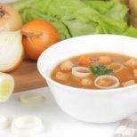 Диета с лучена супа-отслабване 4-8кг за седмица