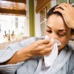 Домашни изпитани методи при кихане, кашлица и силна хрема