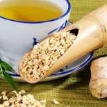 Джинджифилов чай за отслабване