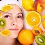 Как да бъдем красиви с портокалово масло за лице
