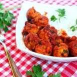 Тефтели (кюфтенца) с доматен сос