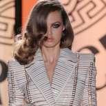 Есенната колекция рокли на Versace за 2012