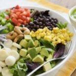 Вегетарианска диета за една седмица-сваляне 4 кг