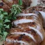 Мариновано празнично свинско