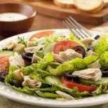 Шопска салата с риба тон