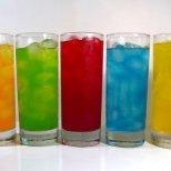 Вредните оцветители в храните