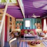 Какви да са цветовете на стаите вкъщи