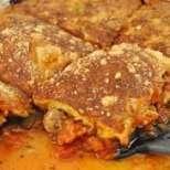 Обърната пица