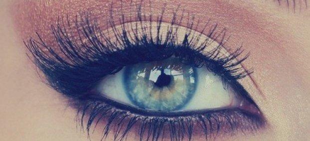 Перфектният грим за сини очи