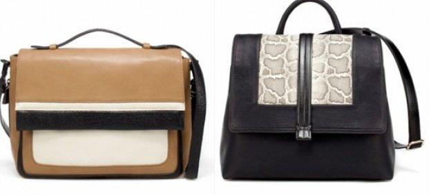 Пролетно-лятната колекция чанти на Zara за 2012