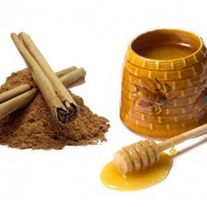 С какво са полезни меда и канелата