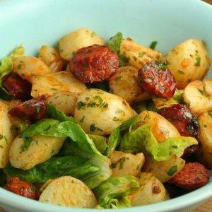 Бързи рецепти с картофи
