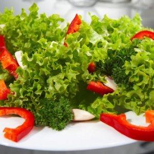 Бърза диета със зелена салата 3кг. за седмица