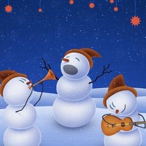 Текстове на Коледни песни