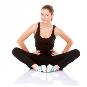 Лесни упражнения за стегнат и хубав корем