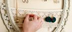 Как да си направим старинна закачалка за бижута
