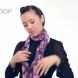 Как да носим шал през сезон Есен 2014?