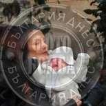 Първи снимки на бебето на Диляна Попова и Асен Блатечки