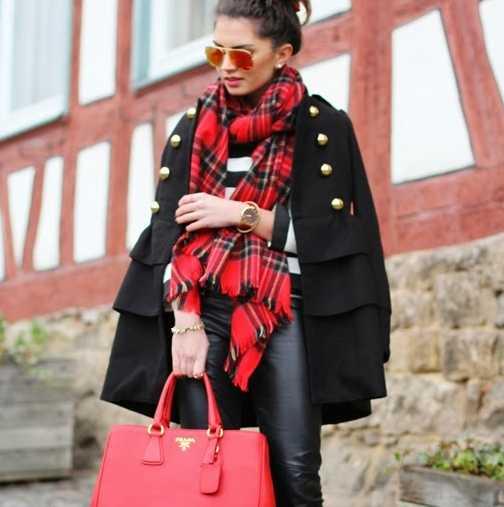 Черното палто - вечна тенденция