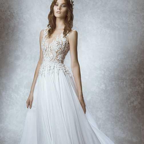 Какви сватбени рокли ще са модерни през 2015?
