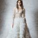 Модерните булченски рокли за 2015