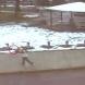 Полицай застреля дете на детска площадка