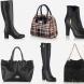 Модерни стилни и висококачествени зимни обувки и чанти с Gotti