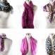 42 начина за връзване на шал