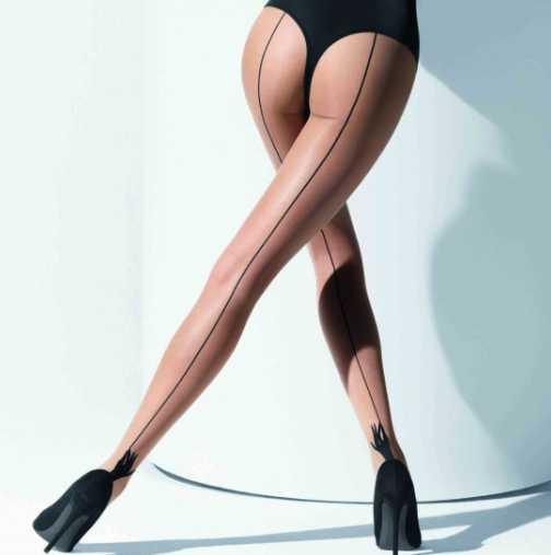 Моден трик: Спрете късането на чорапогащите!