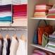 Супер идеи за практично подреждане на гардероба