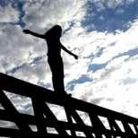 """Жена се хвърли от мост на """"Ботевградско шосе""""!"""