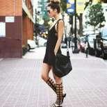 Модните прогнози предвещават нов пролетен хит: Римски сандали за всеки повод!