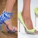 Модни обувки за пролетта и лятото на 2015