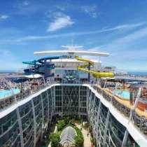 Вижте най-големият круизен кораб в света  обслужвани от роботи има 16 палуби, 5479 стаи за гости и 2 747 каюти
