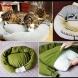 10 хитри идеи как да направите сами легло за котката си