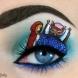 Изкуство на очите: Грим, какъвто не сте виждали досега!