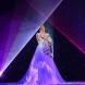 Уникална 6 метрова рокля на Дженифър Лопез - Видео