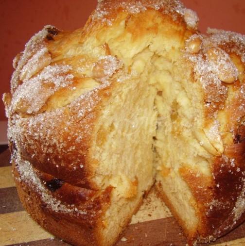 Рецепти за Великден - 10 рецепти за козунак в хлебопекарна
