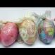 Развихрете въображението си: Един нетрадиционен начин за боядисване на яйца