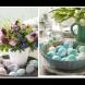 Оригинални и свежи идеи за Великденски декорации 2015