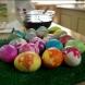 Тай-боядисване великденски яйца  Един нов, лесен и бърз начин за уникално яйца (Видео)