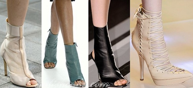 Модни Боти 2013 до глезена